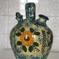 Antigüedades: BOTIJO PORRON PUENTE DEL ARZOBISPO, TALAVERA? . Lote 173570045