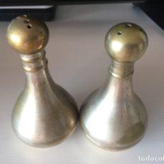 Antigüedades: SALEROS. Lote 173643807