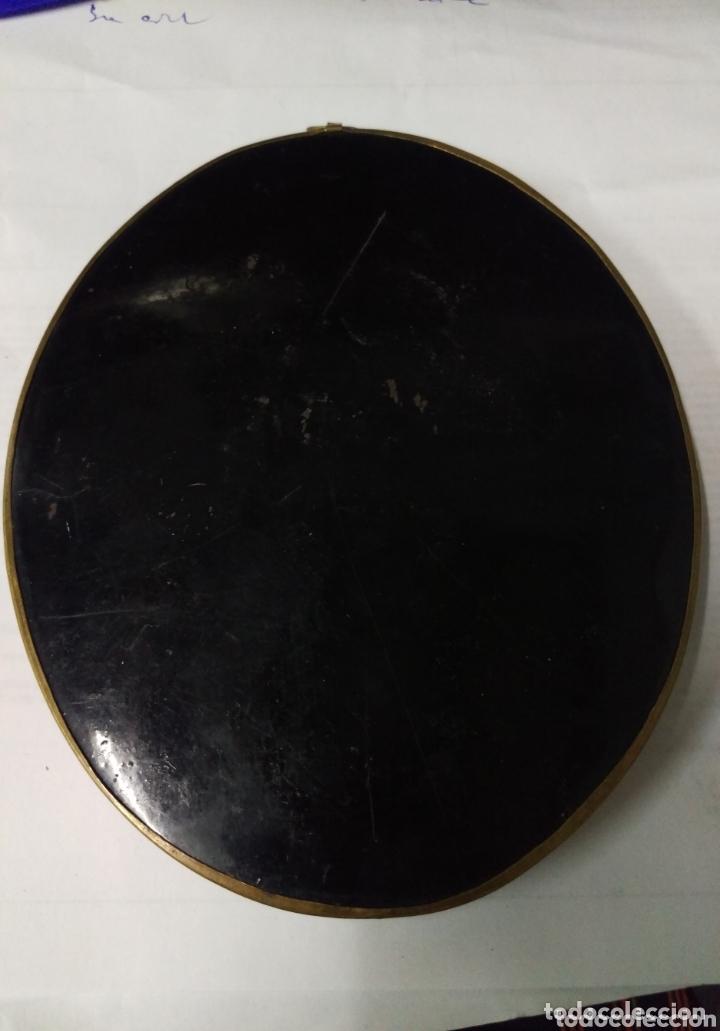 Antigüedades: Recuerdo relicario INMACULADA CONCEPCION. Francia pp. siglo - Foto 4 - 173654684