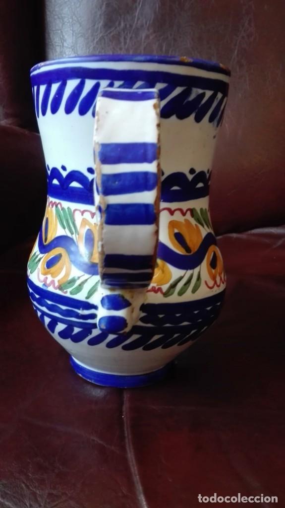 Antigüedades: Jarra de Talavera - Foto 4 - 173795570