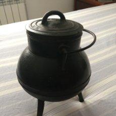 Antigüedades: POTE GALLEGO FINALES SIGLO XIX. Lote 173803063