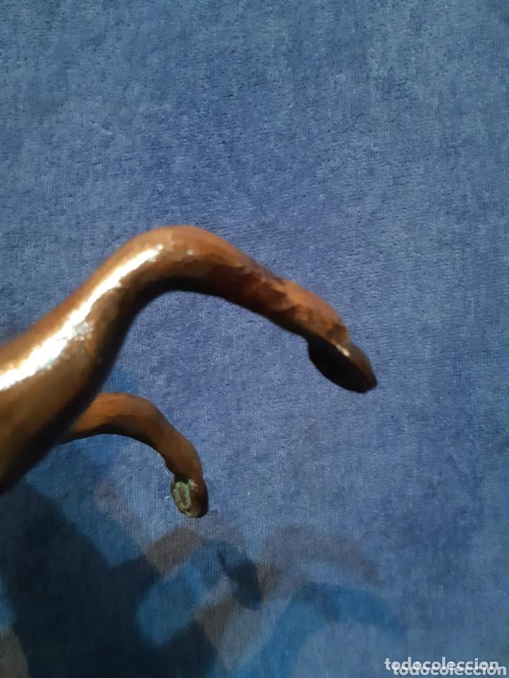 Antigüedades: Caballo en porcelanina realizada por la escultora Rosa Quintín - Foto 18 - 173814343