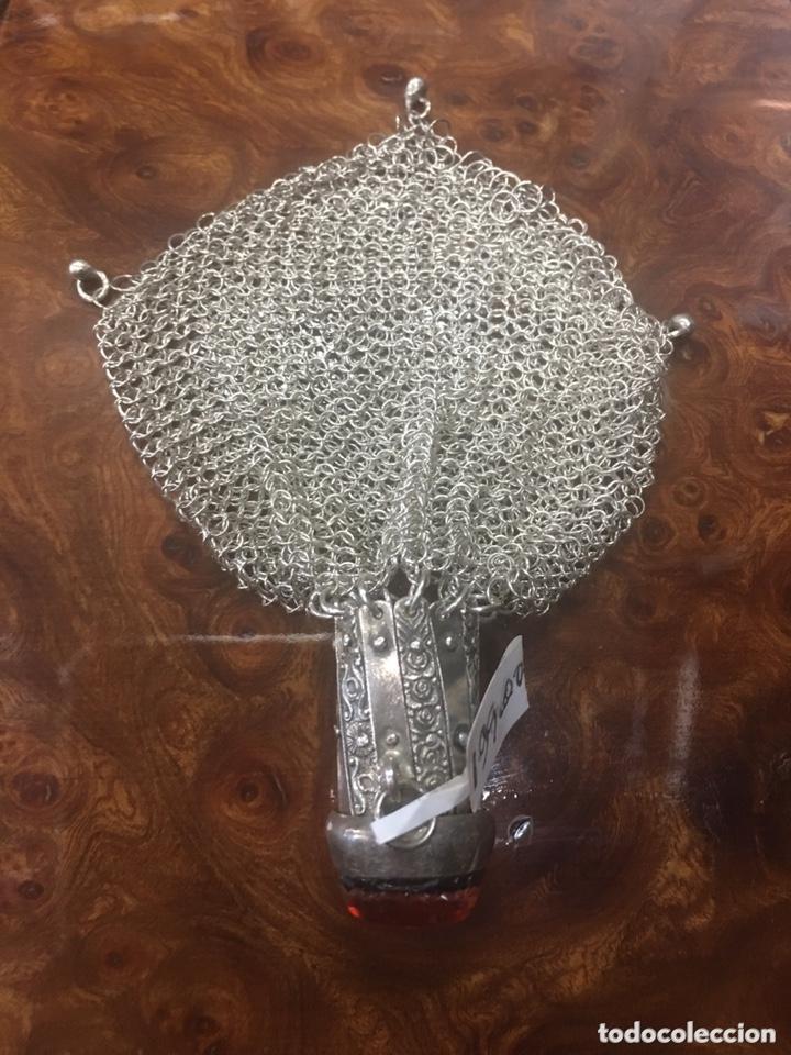 Antigüedades: Monedero Femenino del final de siglo XIX en plata. - Foto 6 - 173852707