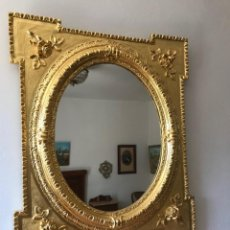 Antigüedades: ESPEJO ISABELINO.. Lote 173861554