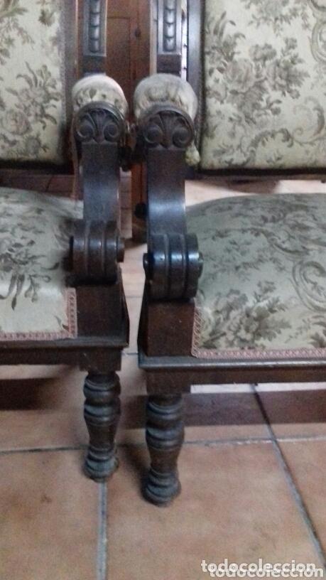 Antigüedades: Sillones antiguos - Foto 8 - 173862398