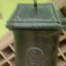 Antigüedades: ESTUFA HIERRO COLADO. Lote 173880387