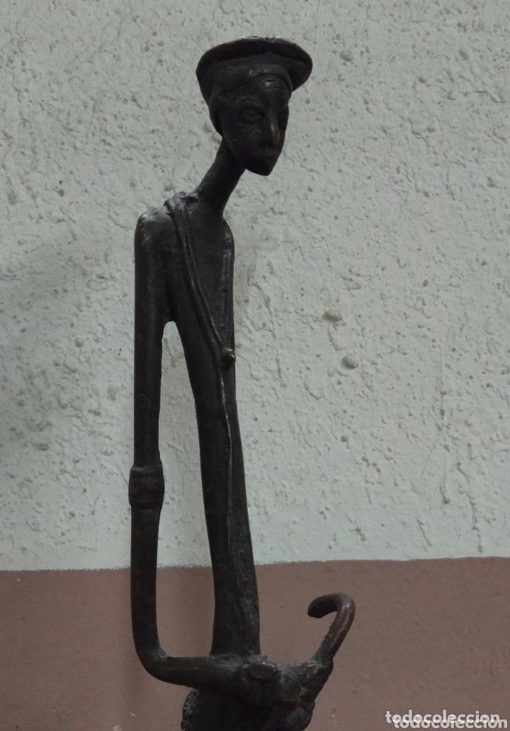 Antigüedades: BRONCE - ESCULTURA - Foto 3 - 173894084