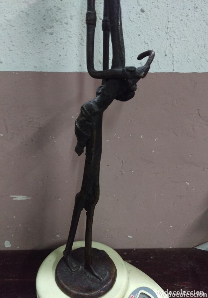 Antigüedades: BRONCE - ESCULTURA - Foto 4 - 173894084