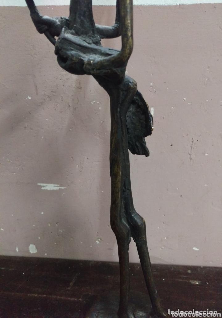 Antigüedades: BRONCE - ESCULTURA - Foto 7 - 173894084