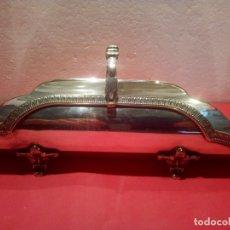Antigüedades: ANTIGUO SERVILLETERO INGLÉS AÑOS 40. Lote 173937134