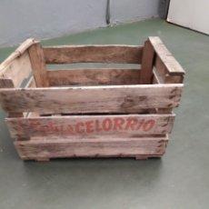 Antigüedades: CAJA DE MADERA DE FRUTA. Lote 173941663