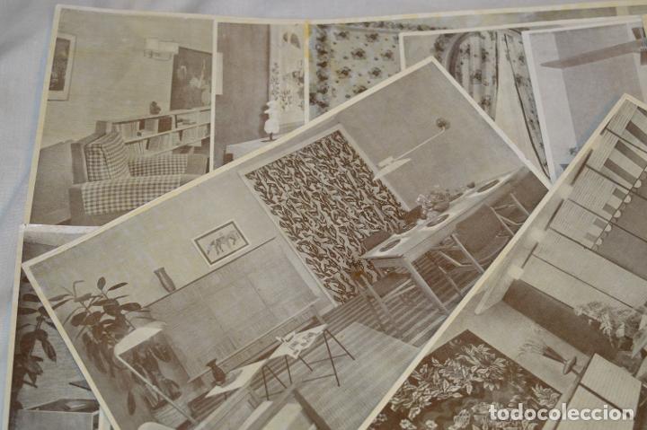 Antigüedades: 30 LÁMINAS VARIADAS - EXQUISITAS, BELLAS Y ANTIGUAS DE MUEBLES CLÁSICOS / ART DECO - ArtDeco ¡Mira! - Foto 2 - 173985832