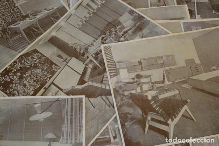 Antigüedades: 30 LÁMINAS VARIADAS - EXQUISITAS, BELLAS Y ANTIGUAS DE MUEBLES CLÁSICOS / ART DECO - ArtDeco ¡Mira! - Foto 6 - 173985832