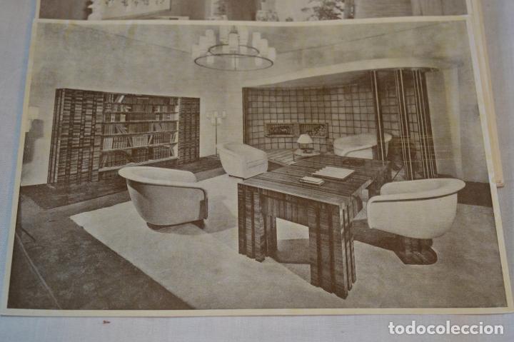 Antigüedades: 30 LÁMINAS VARIADAS - EXQUISITAS, BELLAS Y ANTIGUAS DE MUEBLES CLÁSICOS / ART DECO - ArtDeco ¡Mira! - Foto 17 - 173985832
