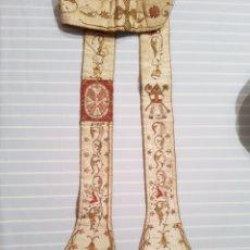 Antigüedades: ESTOLA. Lote 173994264