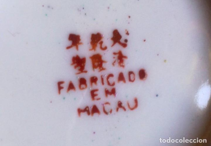 Antigüedades: CERAMICA DE MACAU. - Foto 5 - 173999499