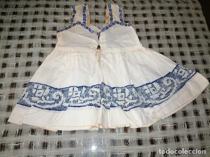 Antigüedades: Antiguo vestido bebe - Foto 2 - 174014214