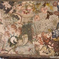 Antigüedades: ANTIGUO BORDADO S. XVIII. Lote 174029440
