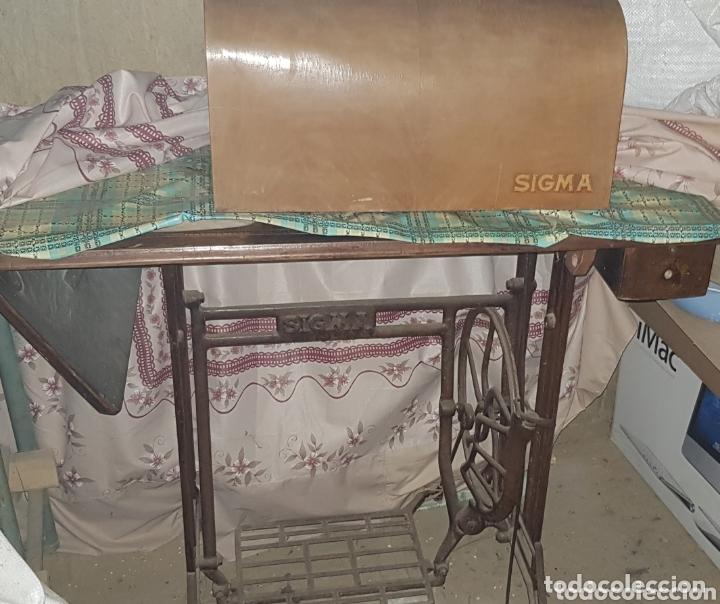 Antigüedades: Máquina de coser - Foto 3 - 174043630