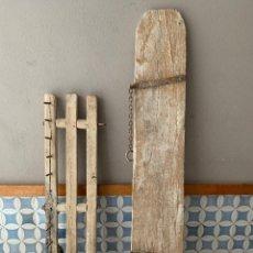 Antigüedades: APEROS DE LABRANZA, TIRO ANIMAL. Lote 174074089