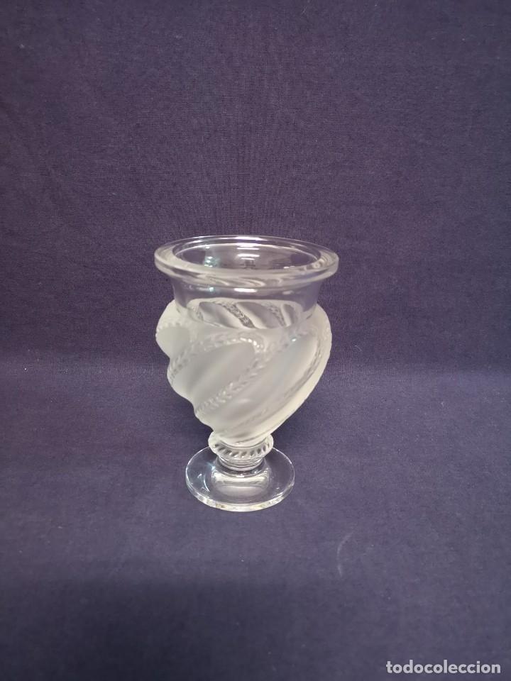 JARRON LALIQUE (Antigüedades - Cristal y Vidrio - Lalique )