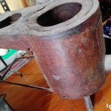Antigüedades: ESTUFA COCINA HIERRO. Lote 174141293