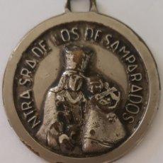 Antigüedades: MEDALLA RELIGIOSA NTRA. SRA DE LOS DESAMPARADOS. Lote 174151144