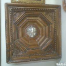 Antigüedades: CLAVE DE ARTESONADO SXVI. Lote 174176932