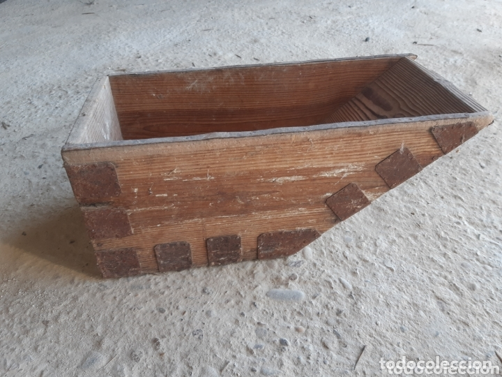 Antigüedades: MEDIDA DE GRANO. - Foto 2 - 174190408