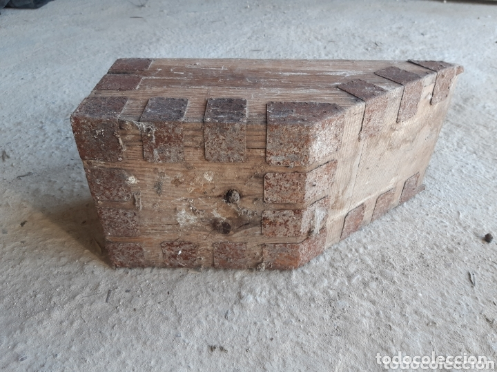 MEDIDA DE GRANO. (Antigüedades - Técnicas - Rústicas - Agricultura)