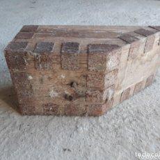 Antigüedades: MEDIDA DE GRANO.. Lote 174190408