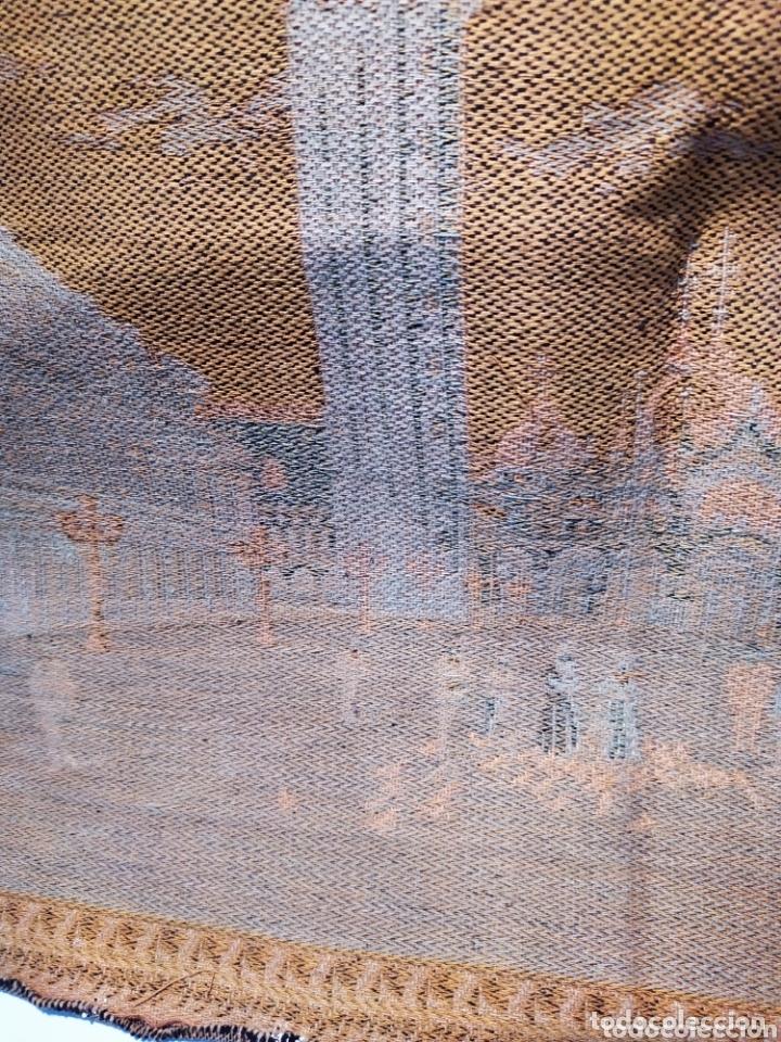 Antigüedades: MUY ANTIGUO TAPIZ, VER - Foto 15 - 174195617