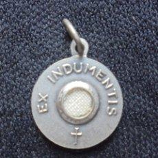 Antigüedades: MEDALLA EX INDUMENTIS RELIQUIA SANTA RAPHAELA. Lote 174213808