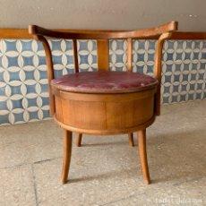 Antigüedades: SILLON INODORO, LETRINA, WC. Lote 174221167