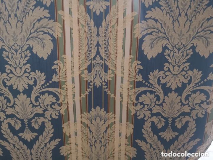 Antigüedades: Sillón tapizado con marquetería - Foto 18 - 171538632