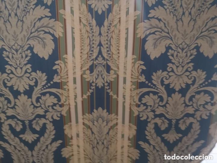 Antigüedades: Sillón tapizado con marquetería - Foto 20 - 171538632
