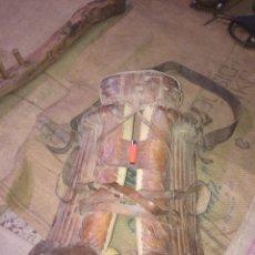 Antigüedades: ANTIGUA SILLA DE MONTAR AL CAVALLO!. Lote 174264074