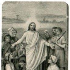 Antigüedades: JESUCRISTO ENSEÑANDO . Lote 174268610