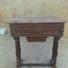 Antigüedades: COSTURERO PALO SANTO. Lote 174271418