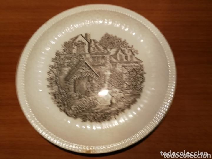 PLATO PONTESA (Antigüedades - Porcelanas y Cerámicas - Otras)