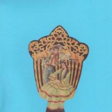 Antigüedades: PAY PAY PUBLICITARIO DE CARTÓN. BAR - CASINO JOSÉ MORATÓN. CAN ORIACH. Lote 174324768