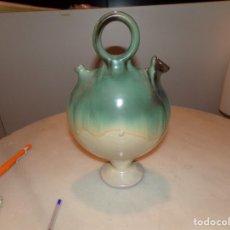 Antigüedades: CANTI BOTIJO CERAMICA DE COLECCION. Lote 174331140