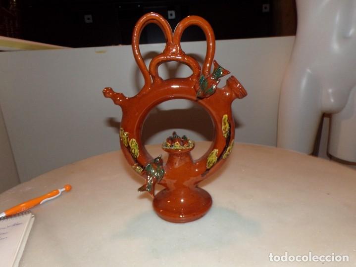 CANTI BOTIJO CERAMICA DE COLECCION (Antigüedades - Porcelanas y Cerámicas - Otras)