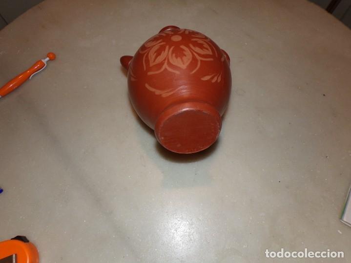 Antigüedades: canti botijo ceramica de coleccion - Foto 3 - 174336027