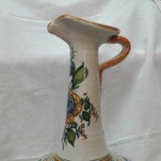 Antiquités: GRAN JARRA ÁNFORA DE TALAVERA. Lote 174345208