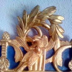 Antigüedades: ESPEJO DORADO. Lote 174369850