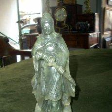 Antigüedades: FIGURA ORIENTAL. Lote 174378898