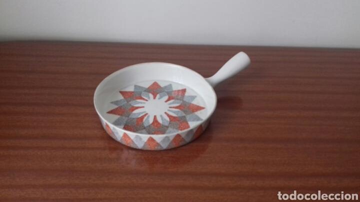 SARTEN CASTRO SARGADELOS (Antigüedades - Porcelanas y Cerámicas - Sargadelos)