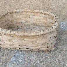 Antigüedades: BANASTA ANTIGUA.. Lote 174465809
