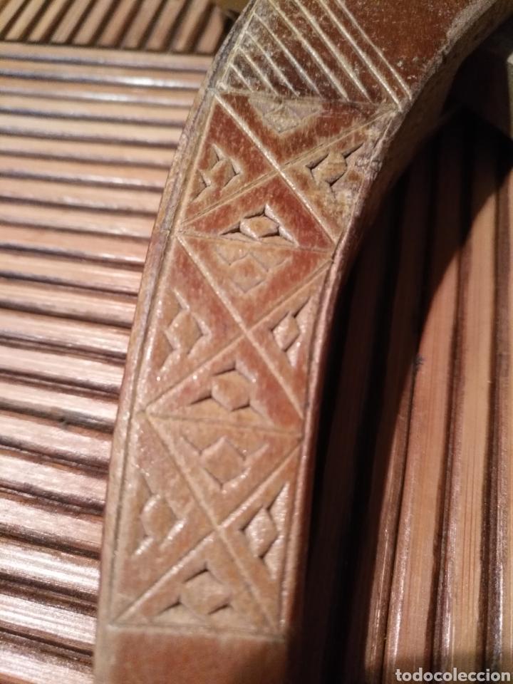 Antigüedades: Casca piñones pastoril Antiguo , Casca piñones Madera antigua - Foto 3 - 174479287
